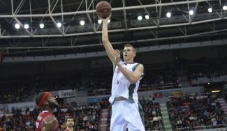 Porzingis, ¿despedida de Sevilla?: «Mi sueño es jugar en la NBA, da igual el equipo que me escoja»