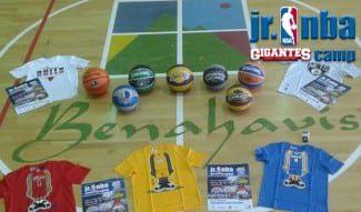 ¡La NBA en Estepona! Ven esta tarde a la presentación del Jr NBA Gigantes Camp!