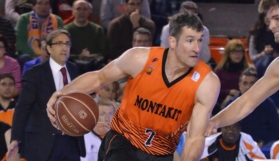 El jugador más valorado de la ACB, Andy Panko, al Nancy. 18º equipo en el que jugará