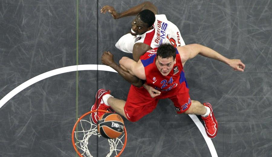 Kaun, de Europa a la NBA: «Probablemente he jugado mi último partido en Euroliga con CSKA»