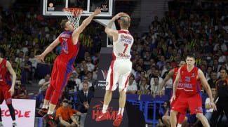 ¡CSKA, K.O.! Spanoulis lo vuelve a hacer con 4 minutos finales mágicos (68-70)