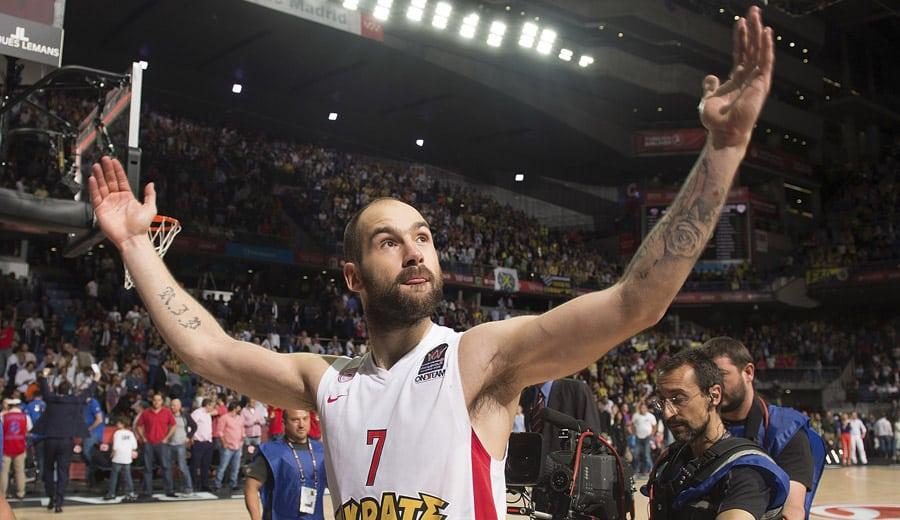 OFICIAL: Vassilis Spanoulis se retira. Esta es su carta de despedida