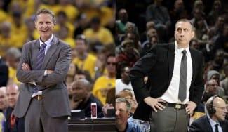 Blatt vs. Kerr. Primera vez con dos coaches rookies en Las Finales NBA