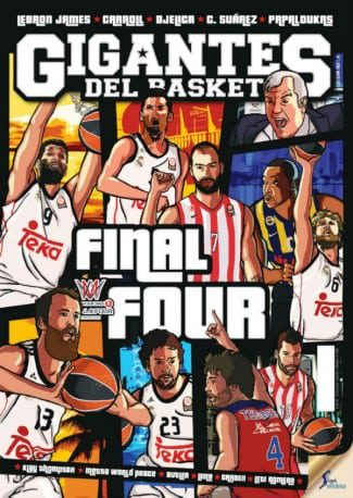 ¡Espectacular portada! La Final Four de Madrid, eje central de la Gigantes de mayo