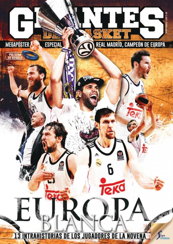 Los campeones de Europa, uno a uno, en Gigantes de junio. ¡Reveladores perfiles!