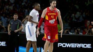 Pau Gasol se apunta al Eurobasket. ¿Hará pareja interior con Mirotic como en los Bulls?