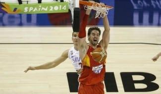 """Pau estará en el Eurobasket. """"Tenemos que clasificarnos para los Juegos"""""""