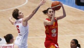 Torrens (25 puntos) guía a España al bronce. 9ª medalla en los últimos 15 años