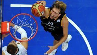Nowitzki, al Eurobasket con 37. Volverá a jugar con Alemania 4 años después