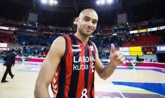 Hanga: «Me gustaría seguir en España». Hará un mini-camp con los Spurs si Baskonia le deja