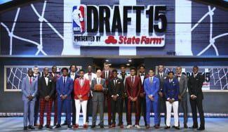 Porzingis y Hezonja, Top5 del draft. El letón, a Knicks en el 4 y el croata, a Orlando en el 5