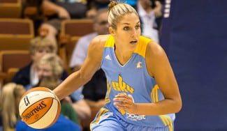 La reina de Chicago. Conoce a la jugadora del momento en la WNBA, ¡anotadora compulsiva!