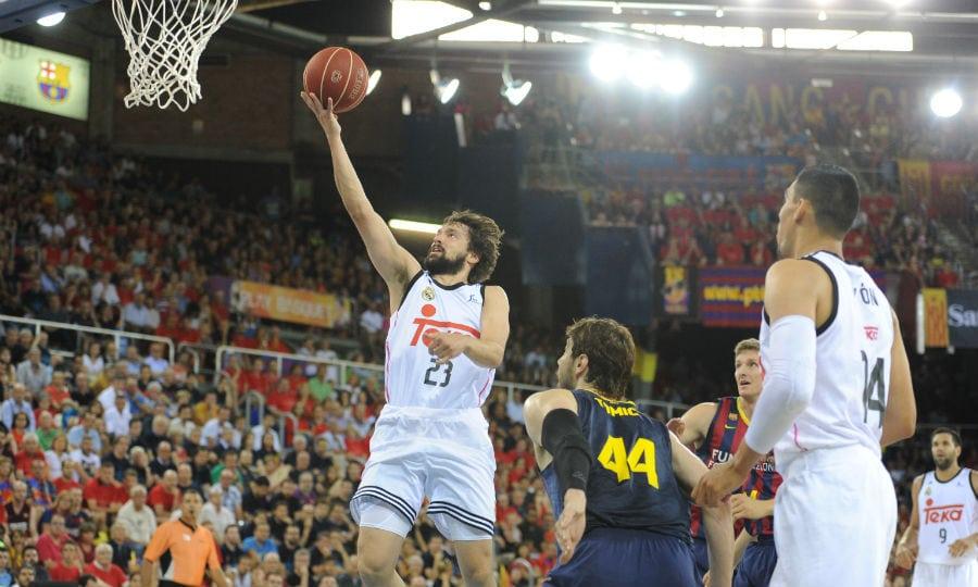 El Madrid gana la ACB y firma una temporada histórica con cuatro títulos. Llull, el MVP