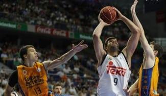 Tissot os informa del Jugador de las Semifinales, Felipe Reyes (Real Madrid)