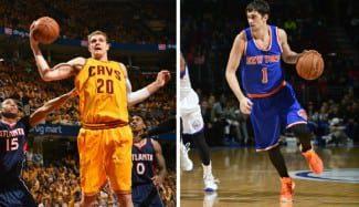 Shved y Mozgov, únicos NBA de la lista de 22 de Rusia para el Eurobasket