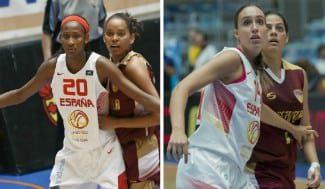 La lista de Mondelo para el Eurobasket. Astou N'Dour y Laura Herrera, las novedades