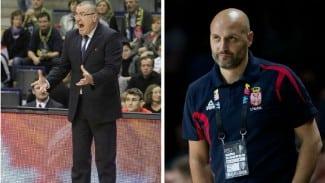 Repesa y Djordjevic, ¿a liderar la reconstrucción de Milán y Panathinaikos?