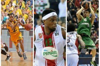Más nacionalizados para el Eurobasket: Renfroe (Bosnia), Dixon (Turquía) y A.J. Slaughter (Polonia)