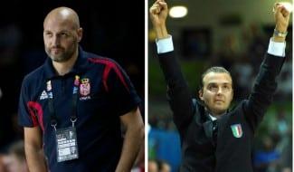 Tras el fracaso, el Milán recurrirá a un peso pesado: Djordjevic o Pianigiani