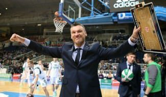 Panathinaikos quiere recuperar a Jasikevicius para que debute como entrenador jefe