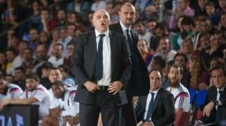 El Palau, asignatura pendiente de Pablo Laso con el Madrid: 2 victorias en 12 partidos