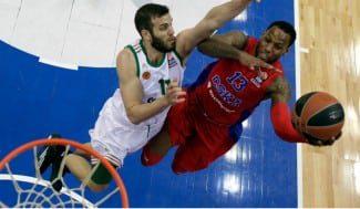 Sonny Weems rompe su contrato con el CSKA para probar suerte en la NBA