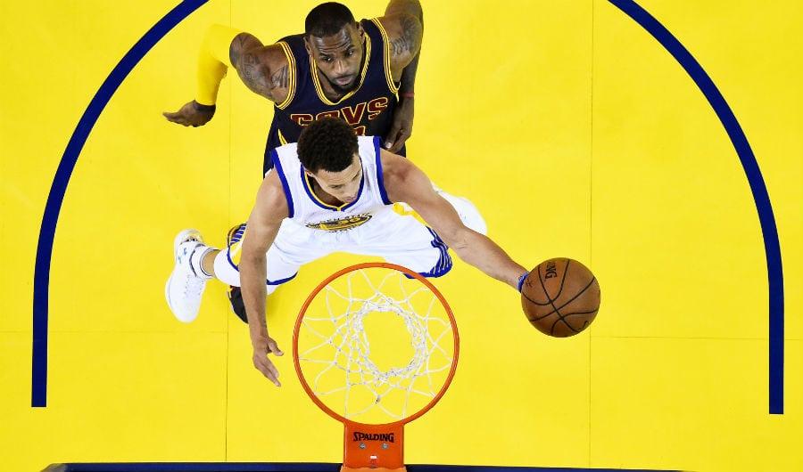 Las Finales NBA de 2015, las más vistas desde el último anillo de Jordan (1998)