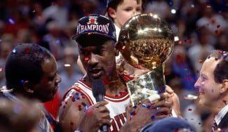¡18 años! El 5º anillo de los Bulls llega a la mayoría de edad. Mítico duelo Jordan-Stockton