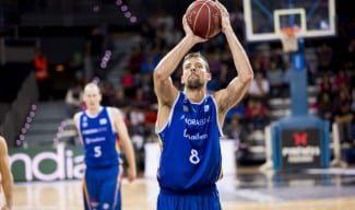 Jordi Trias, premio al jugador más deportivo de la ABP. ¡Todo un gentleman!