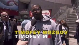 ¿100 dólares por deletrear Timofey Mozgov? A la novena, la vencida (Vídeo)