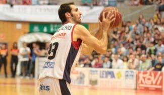 El Baskonia ya tiene primer fichaje para la 2015-16. Llega Corbacho, mejor triplista ACB
