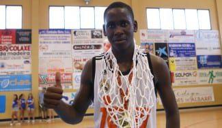 Los 57 de valoración del MVP Usman Garuba, al completo. Así ganó el Cto. de España (Vídeo)