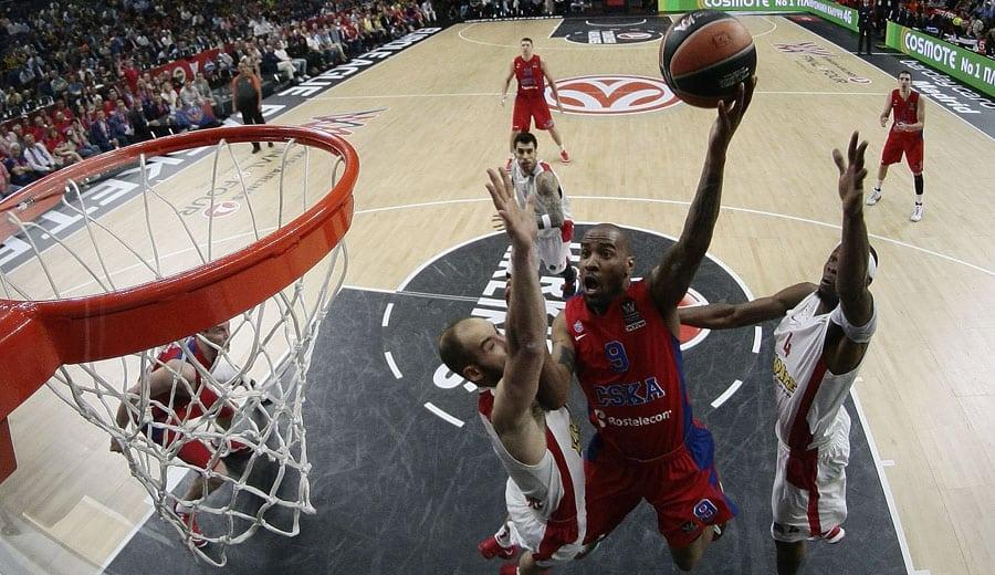 Aaron Jackson, entre un contratazo con CSKA y el sueño NBA. Los Pacers, interesados en él