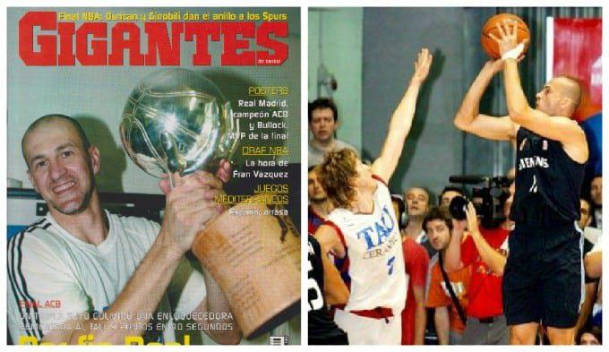 El triple de Herreros. Se cumplen 14 años de la remontada del Madrid en Vitoria