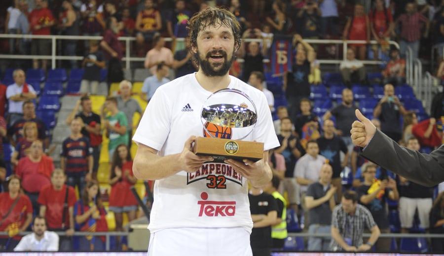 Tissot os informa del Jugador de la Final, Sergio Llull (Real Madrid)