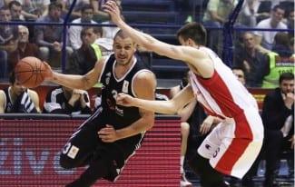Problemas económicos del Partizan, que podría no jugar la próxima Eurocup