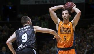 Tissot os informa del Jugador de los Cuartos de Final, Pau Ribas (Valencia Basket)