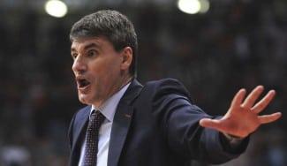 Velimir Perasovic, nuevo entrenador del Baskonia