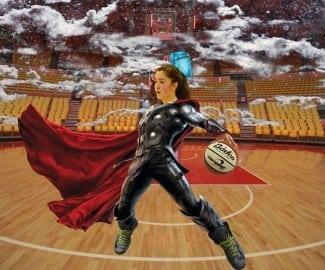 «Thor» ha aterrizado en la Alameda de Osuna