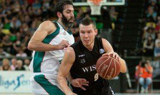 Dairis Bertans, 4º ex Bilbao que jugará en Rusia. Al Lokomotiv Kuban
