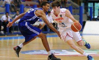 Abalde (18) y Juancho Hernangómez (17) meten a España Sub-20 en la final por 2º año consecutivo