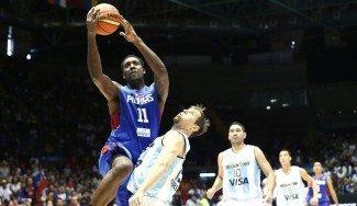 ¿Conspiración? En Filipinas creen que China quiere impedir jugar el FIBA Asia a Andray Blatche