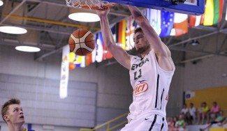 Domantas Sabonis, a la Selección Lituana absoluta: «Quiero demostrar que puedo jugar»