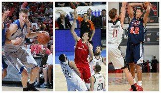 Las tres torres de la NBA, rookies y procedentes de Europa. ¿Quiénes son?