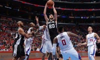 Manu Ginóbili seguirá una temporada más en la NBA: «No tenía muchas dudas»