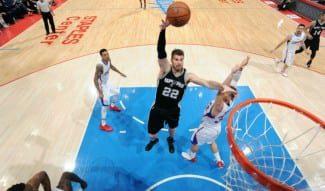 Los Spurs quieren traspasar a Splitter a los Cavs para lograr espacio salarial