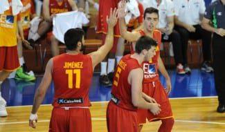 Marc García (21 puntos) da a España el pase a cuartos en el Mundial Sub-19