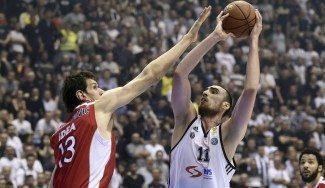 El joven talento serbio Milutinov, deseado por Efes, Olympiacos y PAO. Así juega (Vídeo)