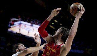"""Pau Gasol pone presión a Francia ante el Eurobasket: """"Son los favoritos"""""""