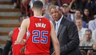 La familia Rivers, más unida que nunca en los Clippers. Austin, dos años más con su padre